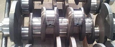 发动机曲轴激光焊接