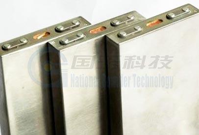 方形电池焊接