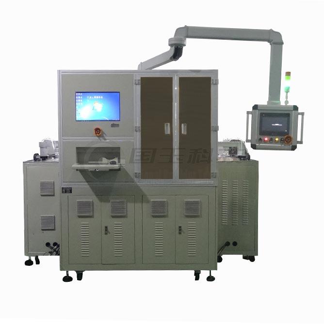 激光全自动组装焊接机