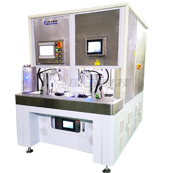 医疗塑料喉管激光焊接机
