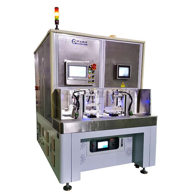 自动塑料激光焊接机