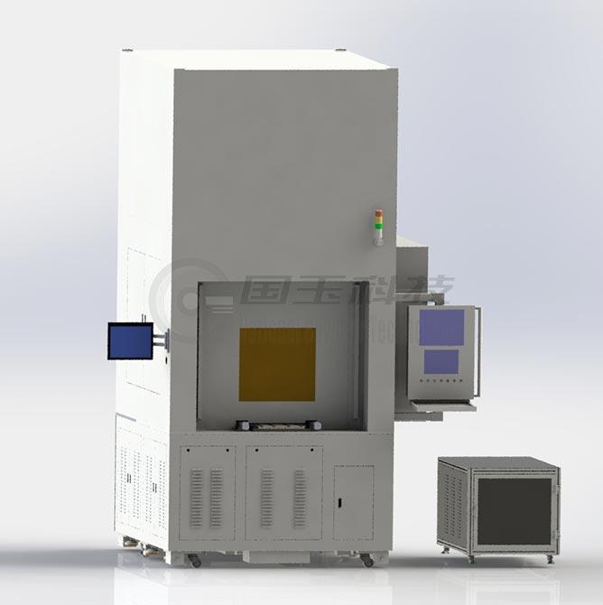 氢燃料电池电堆激光焊接机