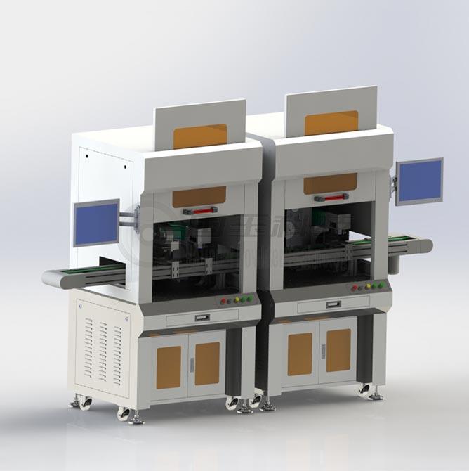 激光除胶机