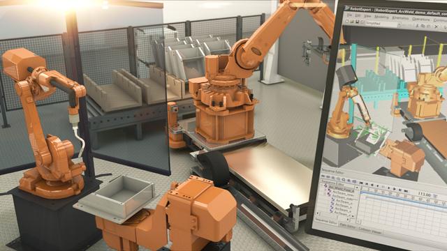 机器人及自动化设备应用解决方案